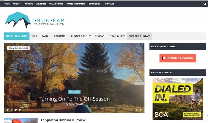 run to the finish | womens running website | running shoe review site
