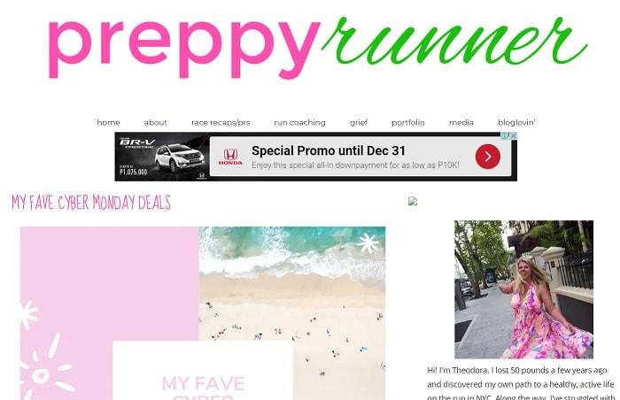running gear websites | lazy girl running blog | dr nicks running blog