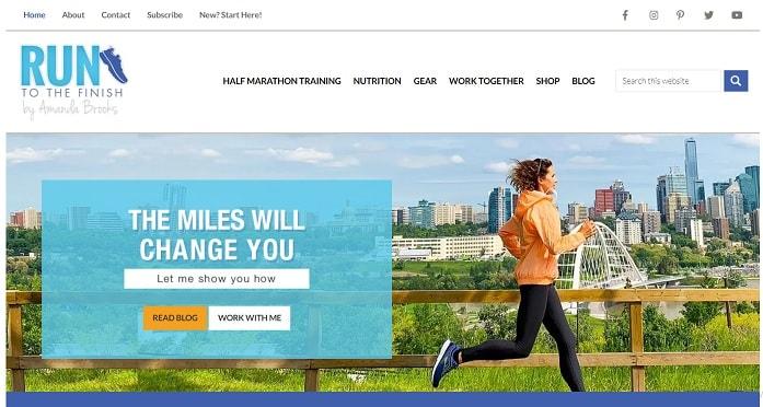 dr nicks running blog | lazy girl running | running blogs for older runners