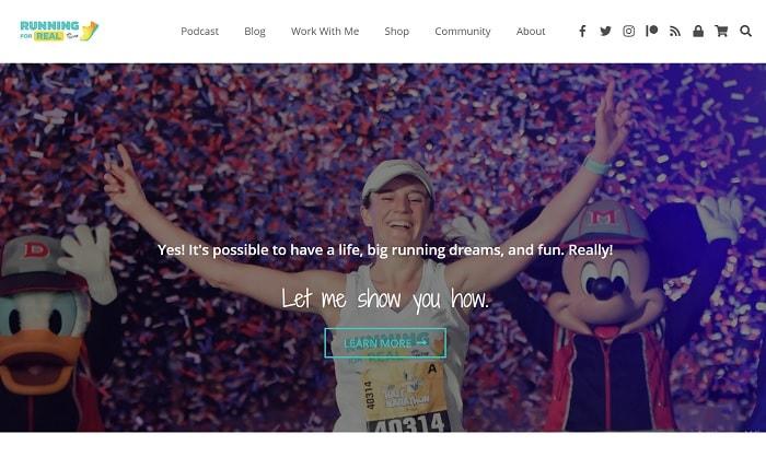 how to start a running blog | 25 best running blogs | running blog names