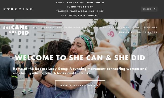 running website | running forum | guardian lifestyle