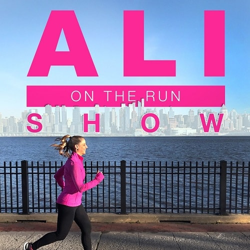 Ali on the Run Show | podcast for running | running podcasts for beginners | the morning shakeout podcast