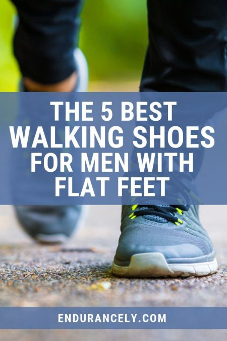 Review Walking Shoes for Men With Flat Feet