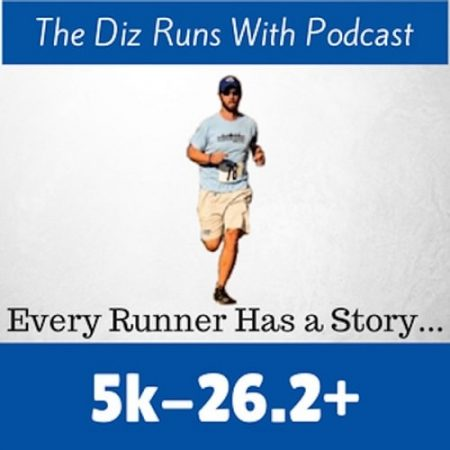 Diz Runs Radio with Denny Krahe | trail runner nation | running podcasts for beginners | the morning shakeout podcast