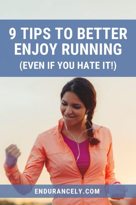 how to enjoy running again | love hate running | love to run guide