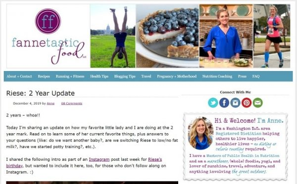 running blog names | mileposts blog |lazy girl running blog