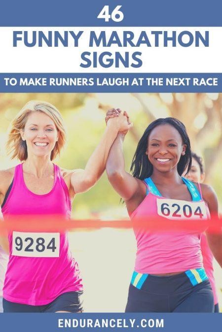funny marathon signs | funny marathon signs 2018 | funny marathon signs 2019