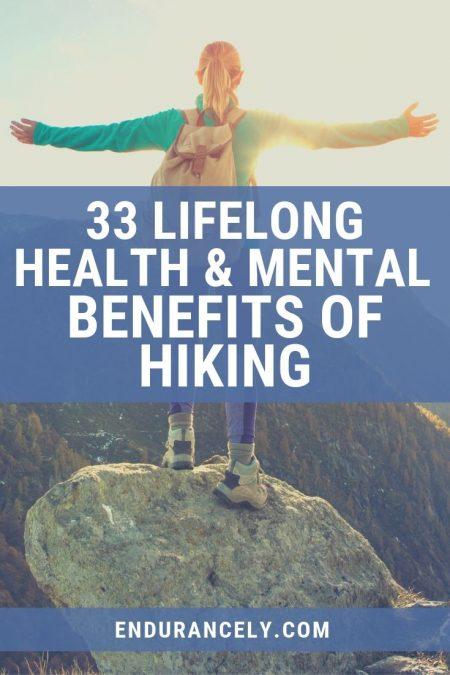 hiking mental health benefits