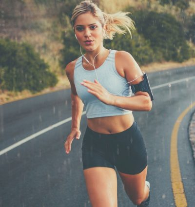 what are the best songs to listen to while running | what is the best song for running | does music make running easier
