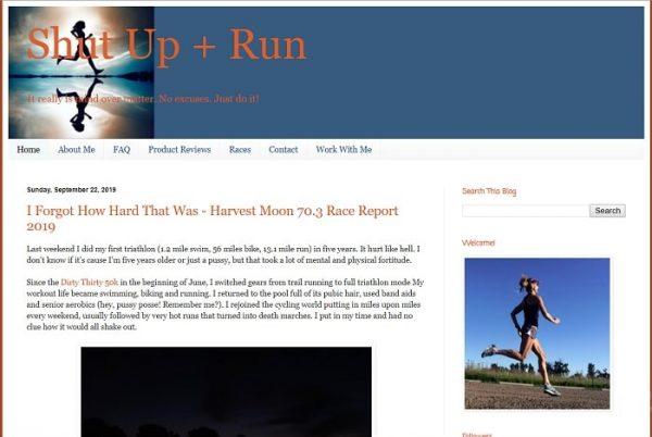 how was your weekend running | running overnight | running blog beginner