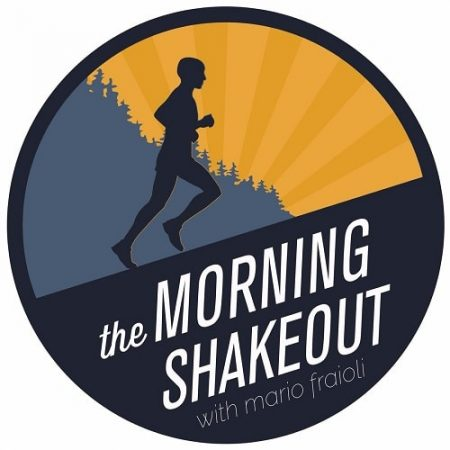 Morning Shakeout with Mario Fraioli | the strength running podcast | running podcasts | running coach podcast