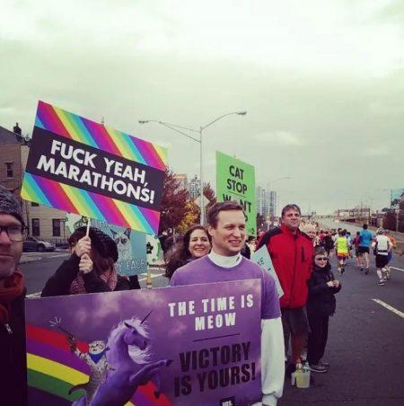 running puns for instagram | funny marathon quotes | best marathon signs 2019