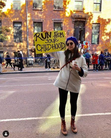 running puns for instagram | how to support a marathon runner | best marathon signs 2017