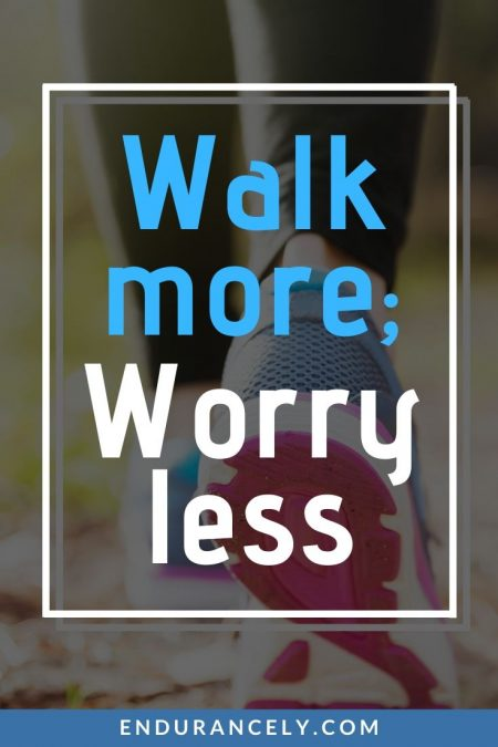 Walk more worry less when walking for health. #workouts #exercise #fitness #weightloss #wellness #selfimprovement #behavior #motivation #shoes